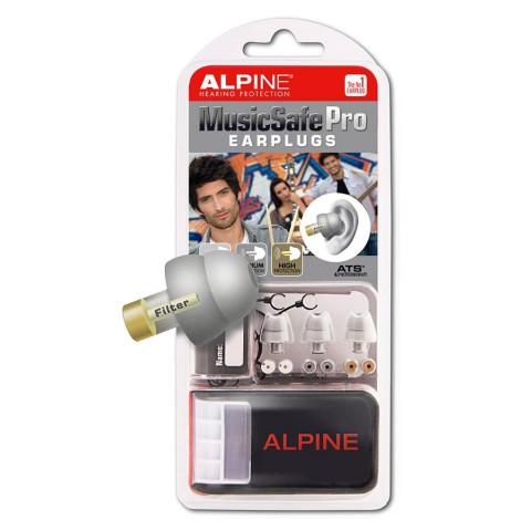 Alpine MusicSafe Pro oordoppen zilver