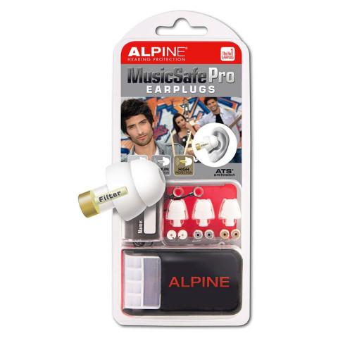 Alpine MusicSafe Pro oordoppen wit