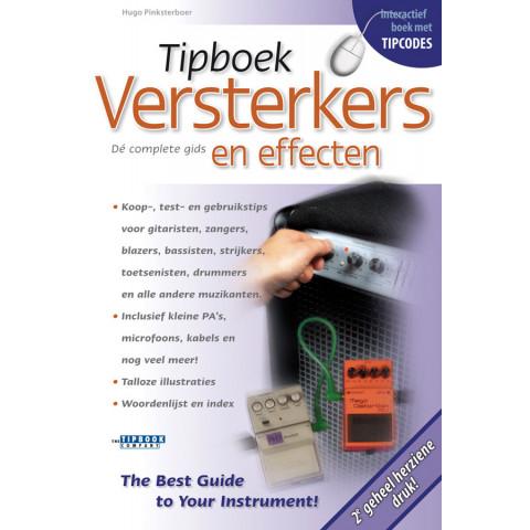 Tipbook Tipboek versterkers en effecten