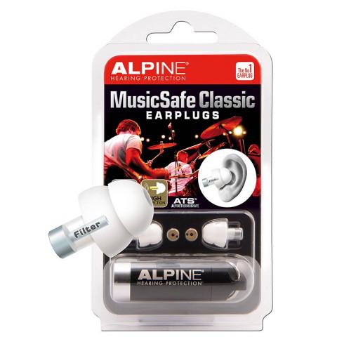 Alpine MusicSafe Classic oordoppen
