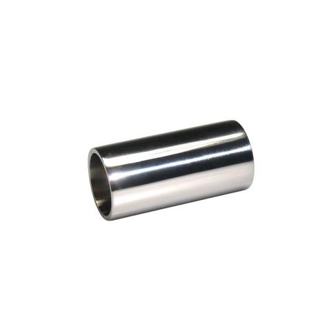 Bottleneck-metal slide 51 mm chroom
