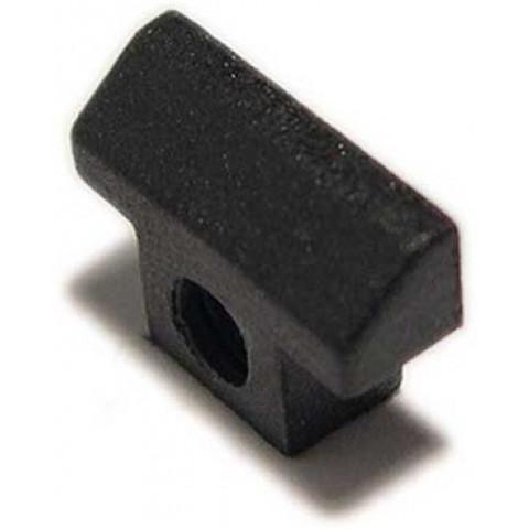 GraphTech PS-8400-00 String Saver zadels oude stijl (ABR) tune-o-matic zwart