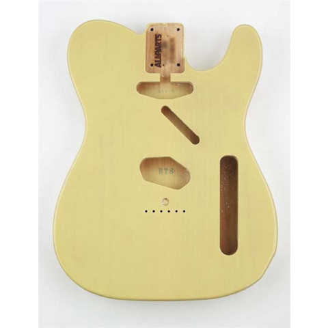Licensed by Fender Telecaster body Blonde Transparant