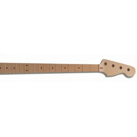 Licensed by Fender Unfinished Maple Jazz Bass Neck