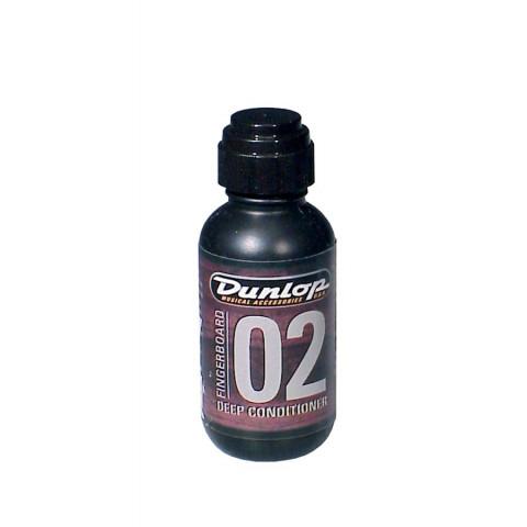 "Dunlop ""02"" conditioner en fingerboard polish"