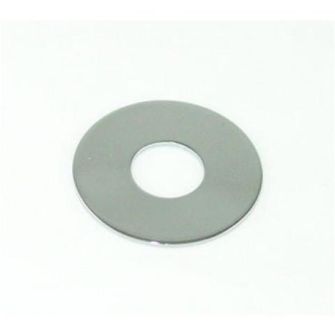 Schaller rhythm-treble ring voor een toggle schakelaar chroom