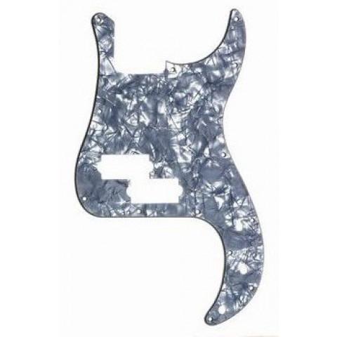 Slagplaat 4-laags Precision Bass zwart parelmoer