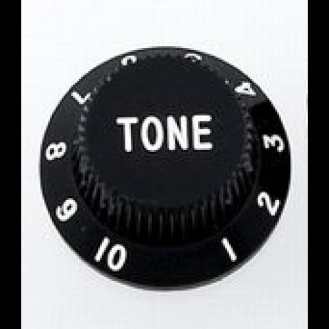 Tone knop voor Stratocaster zwart