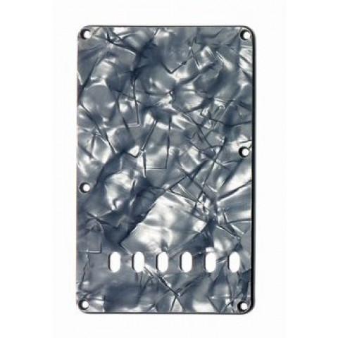 Tremolo afdekplaat 3-laags zwart parelmoer